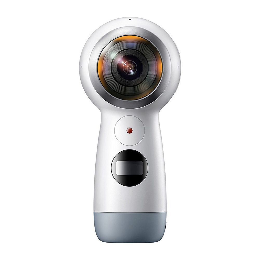 Samsung Gear 360 (2017 Edition) Real 360° 4K VR Camera (US Version) - New