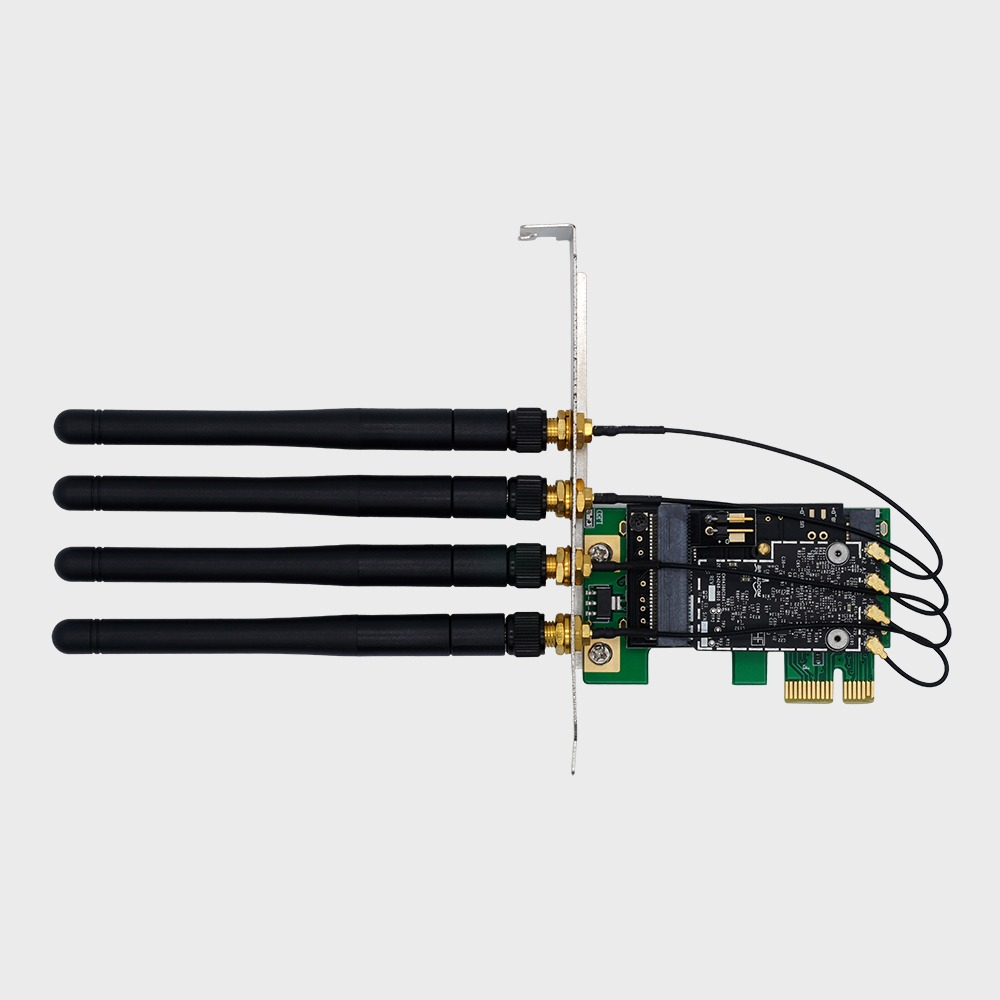 PC / Hackintosh - Apple Broadcom BCM94360CD - 802 11 a/b/g/n/ac with  Bluetooth 4 0