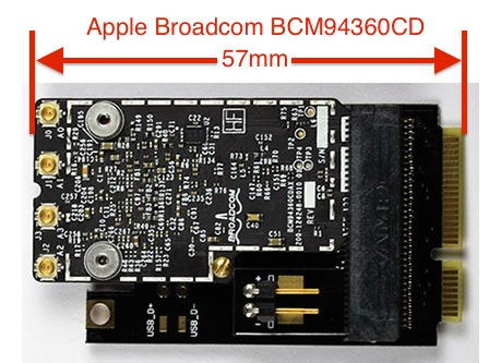 Apple Broadcom BCM94360CD