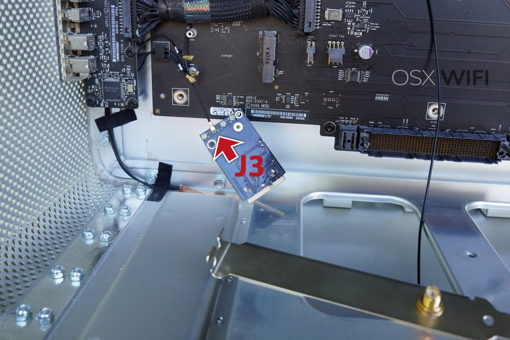 Mac Pro AirPort Extreme Card J3