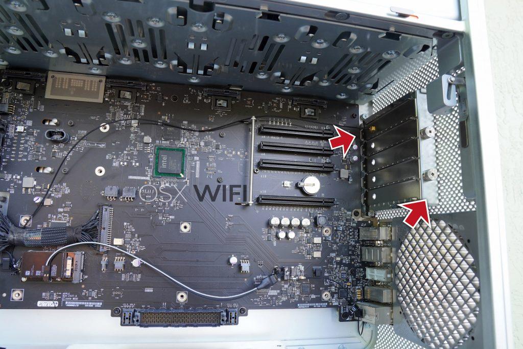 Mac Pro PCIe